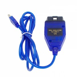 ELM327 Best FT232 FTDI Chip VAG COM 409.1 Universal Car USB Diagnostic Cable Tool Interface OBDII OBD2