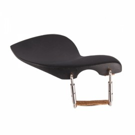4/4 Violin Chinrest Chin Rest & Silver Screw & Cork