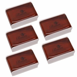 5Pcs LETO Violin Viola Cello Rosin From Austria