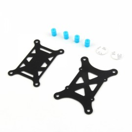 Anti-vibration Shock Absorber Board Set for APM 2.5 2.6 KK MWC Flight Controller