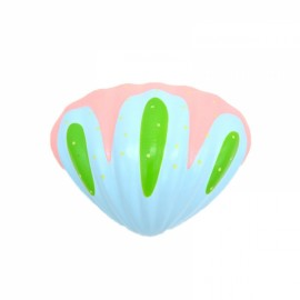 Areedy Squishy Seashell 12cm Slow Rising Original Packaging Collection Gift Decor Toy