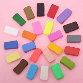 32pcs Colorful Fimo Polymer Modelling Soft Clay Craft DIY Toy