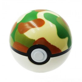 7cm Pokemon Ball Anime Action Figure Collection Toy Cosplay Prop Hunting Ball Style Colorful