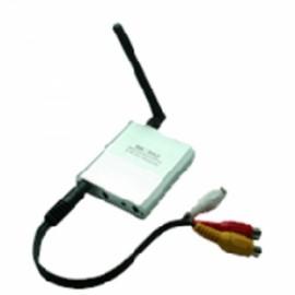 Boscam RC302 2.4G 8CH Wireless AV Image Transmission Receiver for FPV