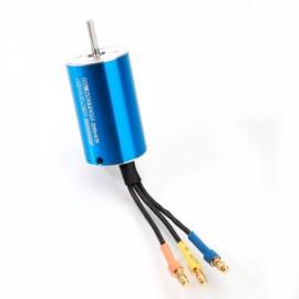2845 3100K 4Poles Sensorless Motor + 35A Brushless ESC for 1/14 1/12 RC Car