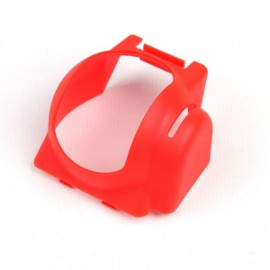 Camera Gimbal  Lens Cover Anti-glare Protective for DJI Mavic Pro Platinum - Red