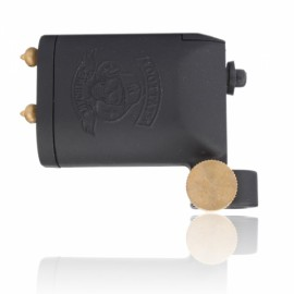 Plastic Rotary Liner Shader Tattoo Machine Black 006