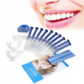 16pcs Practical Oral Care Dental Whitening Set