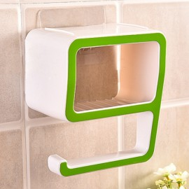 Creative Number 9 Soap Storage Rack Comestic Bathroom Supplies Organizer Home Decoration Green