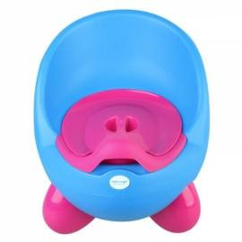 Lovely Egg Kids Toilet Potty Removable Toilet Training Girls Boys Bathroom Defecate Trainer Blue