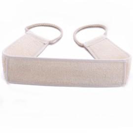 Exfoliating Loofah Back Strap Bath Shower Massage Scrubber Sponge