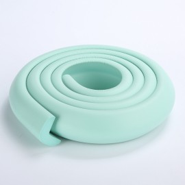 200CM L-Shaped Glass Table Corner Protector Edge Cushion Baby Safety Guard Light Green