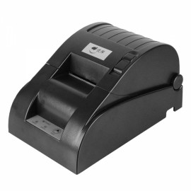YOKO 58DB-4 Portable Bluetooth Wireless Receipt Thermal Desktop Printer for Android and IOS US Plug Black
