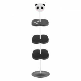 Children Cartoon Animal Pattern Stand Style Shoe Rack  - Panda