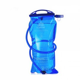 AONIJIE Outdoor Sports Cycling Running Water Bag Folding Hydration Pack 1.5L Blue