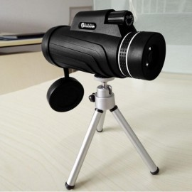 PANDA 40X60 HD BAK4 Monocular Clear Optic Lens Telescope with Tripod Type A