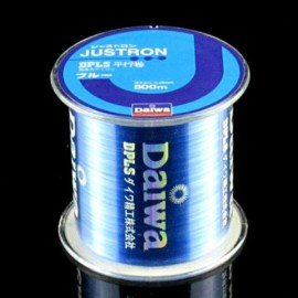 500m Strong Nylon Monofilament Fishing Line Line Number 0.6 Deep Blue