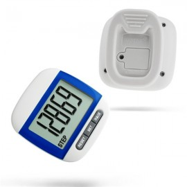 Waterproof Step Movement Calories Counter Multi-Function Digital Pedometer Random Color