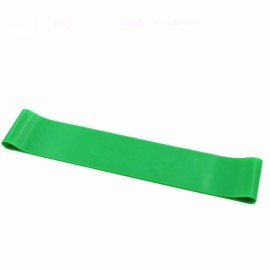 Latex Tubing Expanders Yoga Resistance Fitness Band Home Exercise Elastic Training Rope 600 x 50 x 0.90.35mm Apple Green