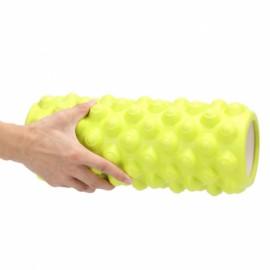 1pc EVA Yoga Foam Roller Green