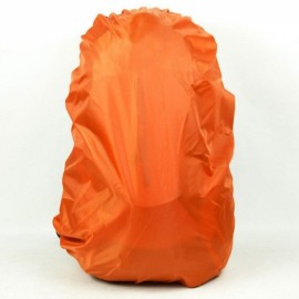 Outdoors 30L-40L Backpack Cover Luggage Dustproof Waterproof Protector Orange