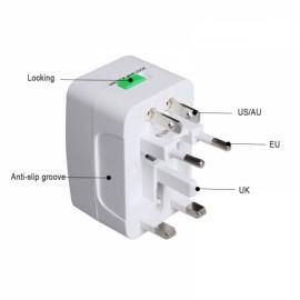Universal Travel Adapter Wall AC Power Plug Socket Charger Converter EU UK US AU