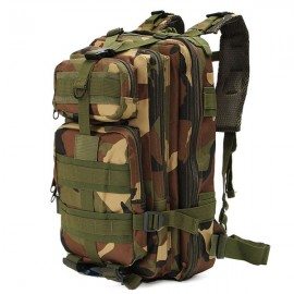 30L Outdoor Military Tactical Camping Hiking Trekking Backpack Rucksack Jungle Camouflage