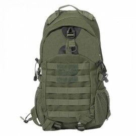 35L Outdoor Camping Hiking Waterproof Shoulder Bag Tactical Rucksack Camouflage Backpack Army Green