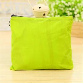 Fashionable Folding Multifunctional Waterproof Unisex Travel Backpack Green