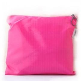 Fashionable Folding Multifunctional Waterproof Unisex Travel Backpack Rose Red