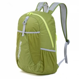 NatureHike Folding Backpacks Outdoor Ultralight Portable Hiking Travel Waterproof Backpack Green