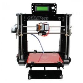 Geeetech Acrylic I3 Pro B 3D Printer DIY Kit Support 5 Filament Black