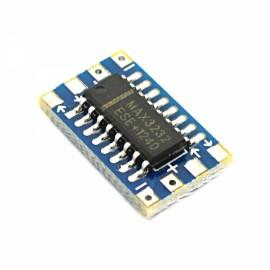 Mini RS232 MAX3232 Level Turn To TTL Level Converter Board / Serial Port Converter Board