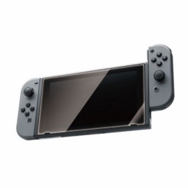 2PCS Tempered Glass Clear Screen Protector Film Guard Shield For Nintendo Switch - 9H+HD PET