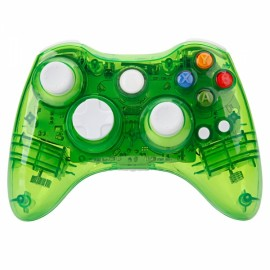 Wireless Controller for Xbox 360 Crystal Green