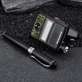 Baofeng BF-T1 20CH 400-470MHz Mini Walkie Talkie with Earphone EU Plug