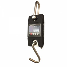 SF-912 300kg/50g Durable Hook Scale Black