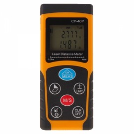 CPTCAM CP-40P Portable 40m Mini Laser Rangefinder/Distance Measuring Meter