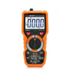 PEAKMETER Handheld Digital Multimeter AC DC Voltage Capacitance Meter