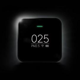 Original Xiaomi Smart OLED Display Accurate Laser Sensor Air Quality Monitor PM 2.5 Detector Black