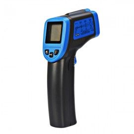 Non Contact Laser Lcd Display Digital IR Infrared Thermometer