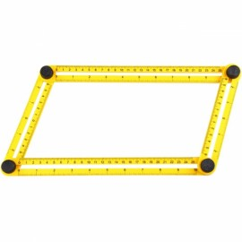 ABS Angle-izer Multi-Angle Ruler Template Tool 7 Ways