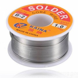 1mm Rosin Core Solder 63/37 Tin Lead Line Welding Wire Reel 100G