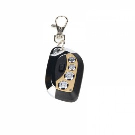 433MHZ wireless universal copy remote control (blue + gold)
