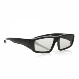 A74 Plastic Frame and Lens Polarized 3D Glasses