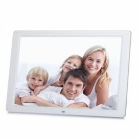 "Allwinner C100 15"" Widescreen LED 1280*800 HD Digital Photo Frame White (US Standard)"