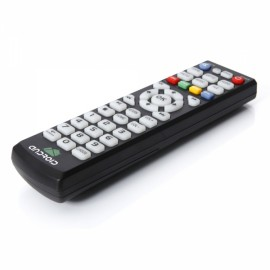 18D HD Player TV Remote Control Black