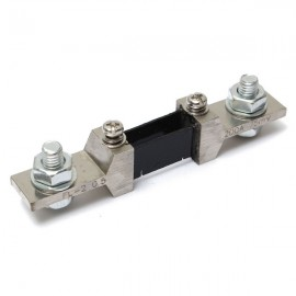 FL-2 200A 75MV DC Current Shunt Resistor for Ampere Panel Meter