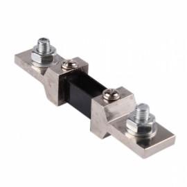 FL-2 500A 75MV DC Current Shunt Resistor for Ampere Panel Meter
