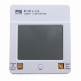 MINI DSO112A Upgrade Version 2MHz Touch Screen TFT Digital Mini Handheld Oscilloscope With Battery